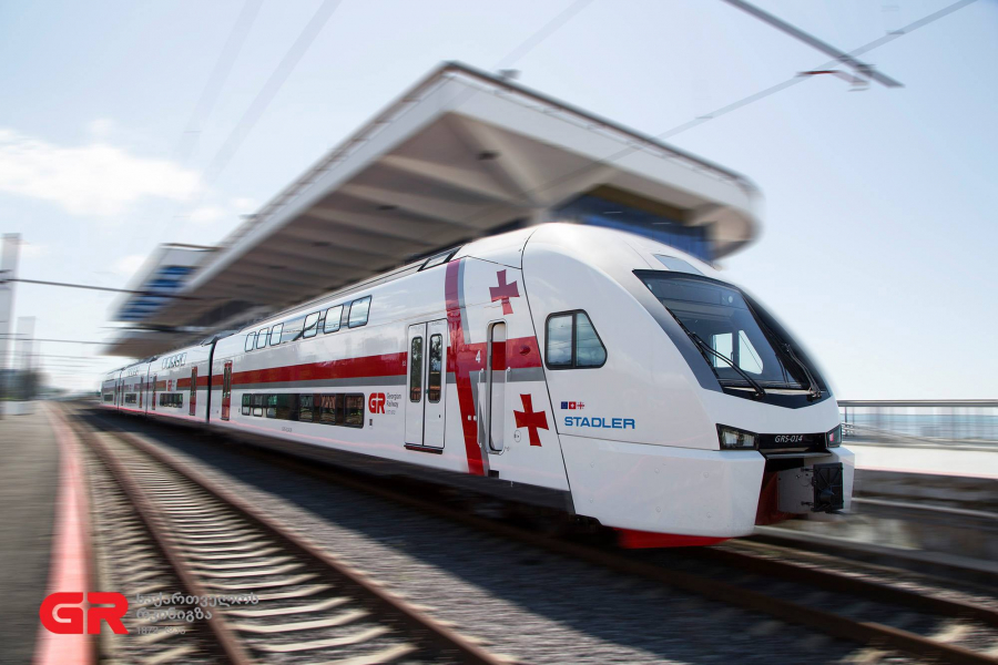 Railway-Travel by train