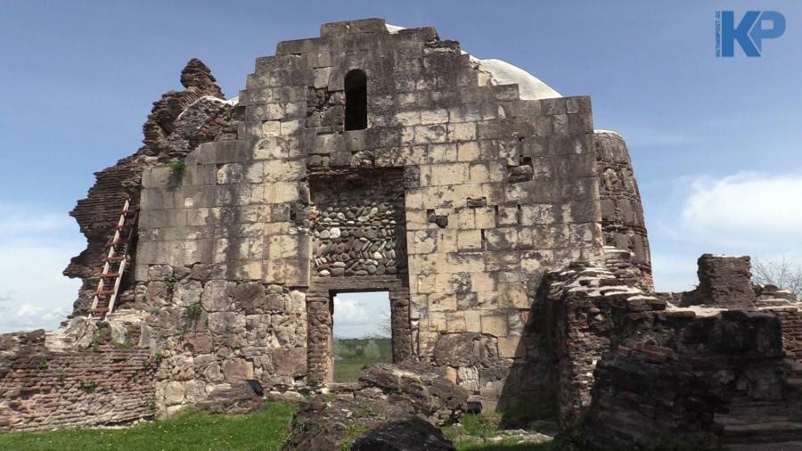 Palace of Geguti – Tamari Castle (Video)