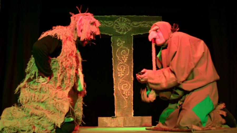 Puppet theatre